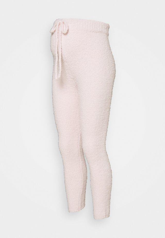 POPCORN JOGGER - Teplákové kalhoty - pink