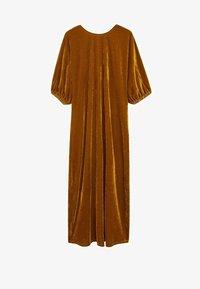 Mango - Denní šaty - mostaza - 7