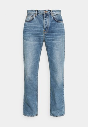 TUFF TONY - Relaxed fit jeans - indigo travel