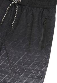 Next - BLACK GEO SWIM BOARD SHORTS (3-16YRS) - Plavky - black - 2