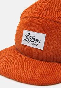 Lil'Boo - EARS UNISEX - Cap - caramel - 5
