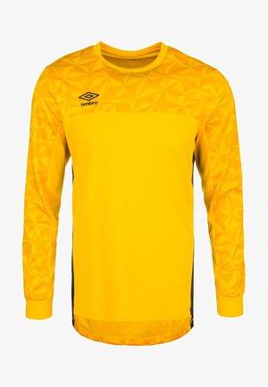 PORTERO TORWARTTRIKOT - Sports shirt - yellow/black