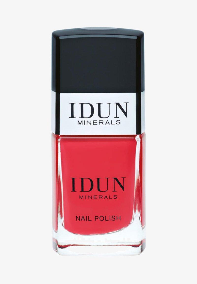 IDUN Minerals - NAIL POLISH - Nail polish - coral
