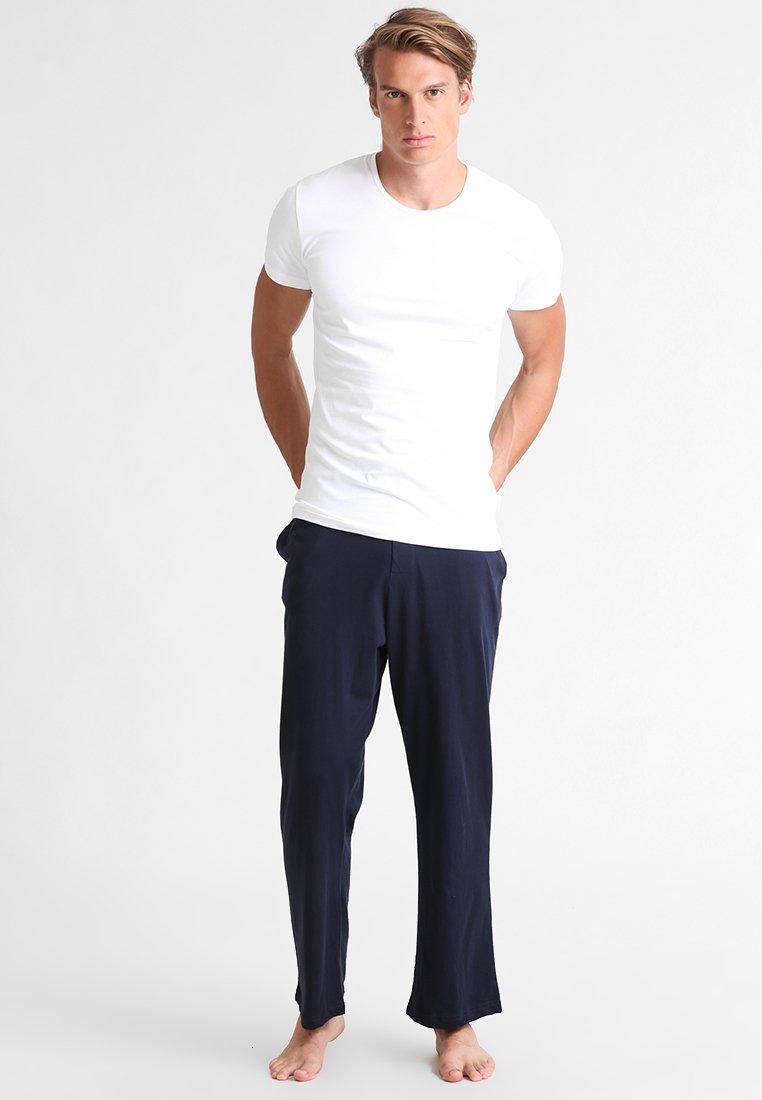 Sloggi - 24/7 O-NECK 2 PACK - Undershirt - white