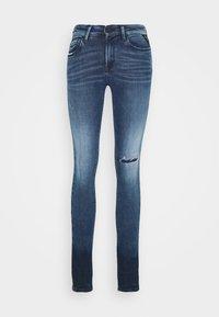 Replay - NEW LUZ - Jeans Skinny Fit - medium blue - 5