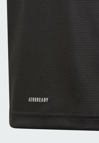 adidas Performance - AEROREADY T-SHIRT - Print T-shirt - black - 4