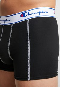 Champion - BOXER 5 PACK - Pants - black - 4