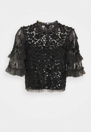 AURELIA EXCLUSIVE - T-shirt imprimé - black