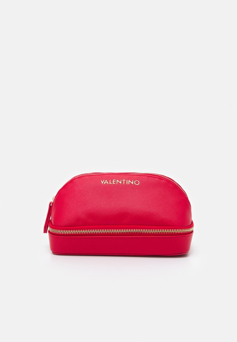 Valentino by Mario Valentino - SOFT COSMETIC CASE - Trousse - rosso
