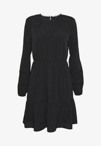 VMINEZ SHORT DRESS - Vestito estivo - black