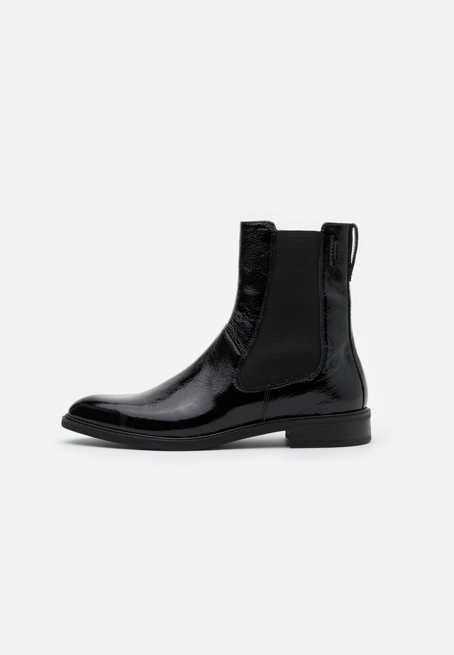 FRANCES - Bottines - black