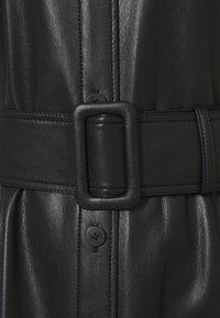 HUGO - KELENI - Shirt dress - black - 5