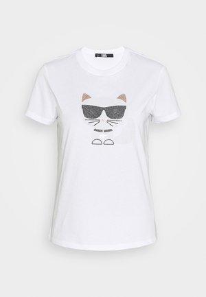 IKONIK CHOUPETTE  - Camiseta estampada - white