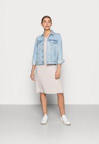 Modström - ITTAKA DRESS - Jersey dress - peach - 1
