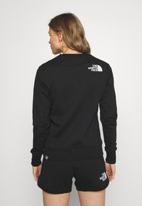 The North Face - RAINBOW CROPPED CREW - Sweatshirt - black - 2