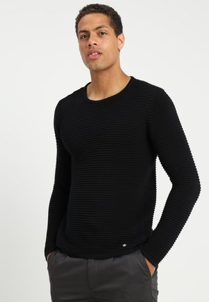 STRUAN - Jumper - black