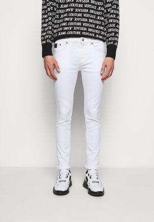 COAL - Slim fit jeans - white