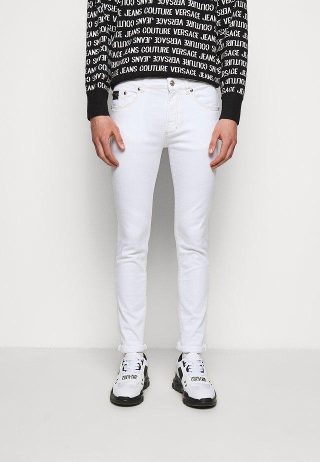 COAL - Jeans slim fit - white