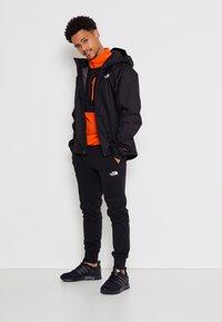 The North Face - GLACIER PRO 1/4 ZIP  - Fleece jumper - flame/black - 5