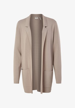 FINE KNIT - Blazer - light grey
