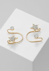 sweet deluxe - EAR CUFF 2 PACK - Earrings - gold-coloured - 0