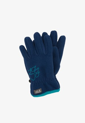 BAKSMALLA GLOVE KIDS - Gloves - dark indigo