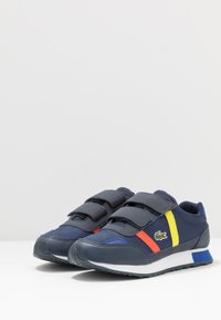 Lacoste - PARTNER  - Baskets basses - navy/dark blue - 3