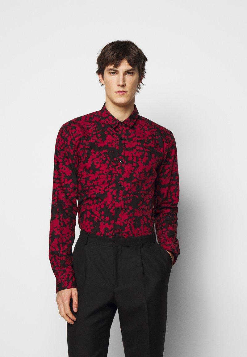 HUGO - ERO - Formální košile - open pink