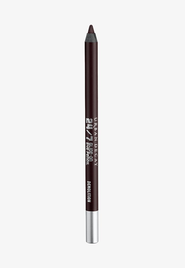 24/7 GLIDE-ON EYE PENCIL - Eyeliner - demolition