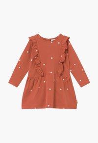 Hust & Claire - DELPHINA  - Denní šaty - rusty - 0