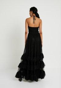 Lace & Beads Tall - RENEE - Galajurk - black - 3
