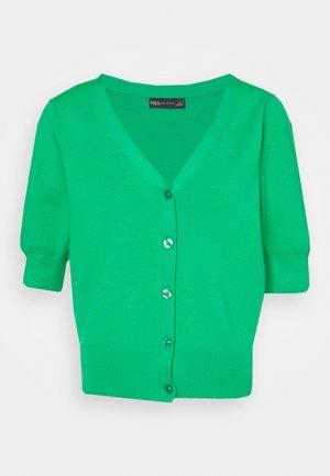 PRETTY CARDI - Cardigan - green