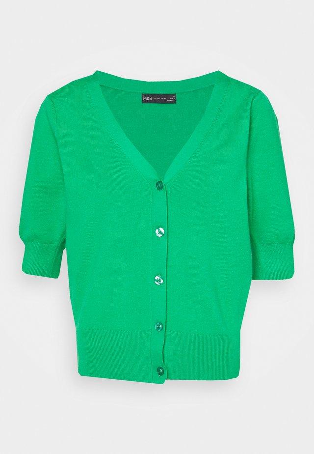 PRETTY CARDI - Kardigan - green