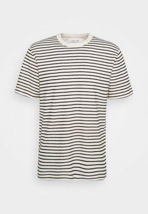 CYRIL - Camiseta estampada - clear cream