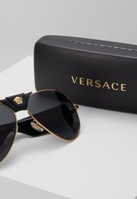 Versace - Sunglasses - gold-coloured - 3