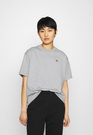 T-shirt imprimé - heather wall chine