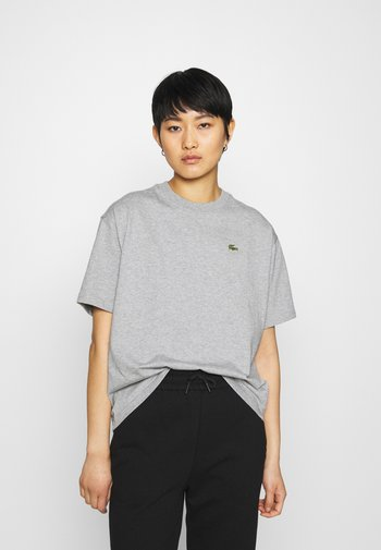 T-shirt basique - heather wall chine