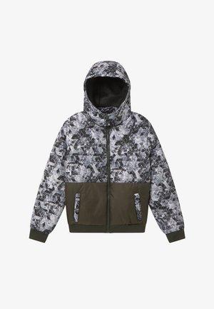 Winter jacket - kaki