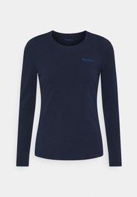 Pepe Jeans - AMBERTA - Long sleeved top - thames - 0