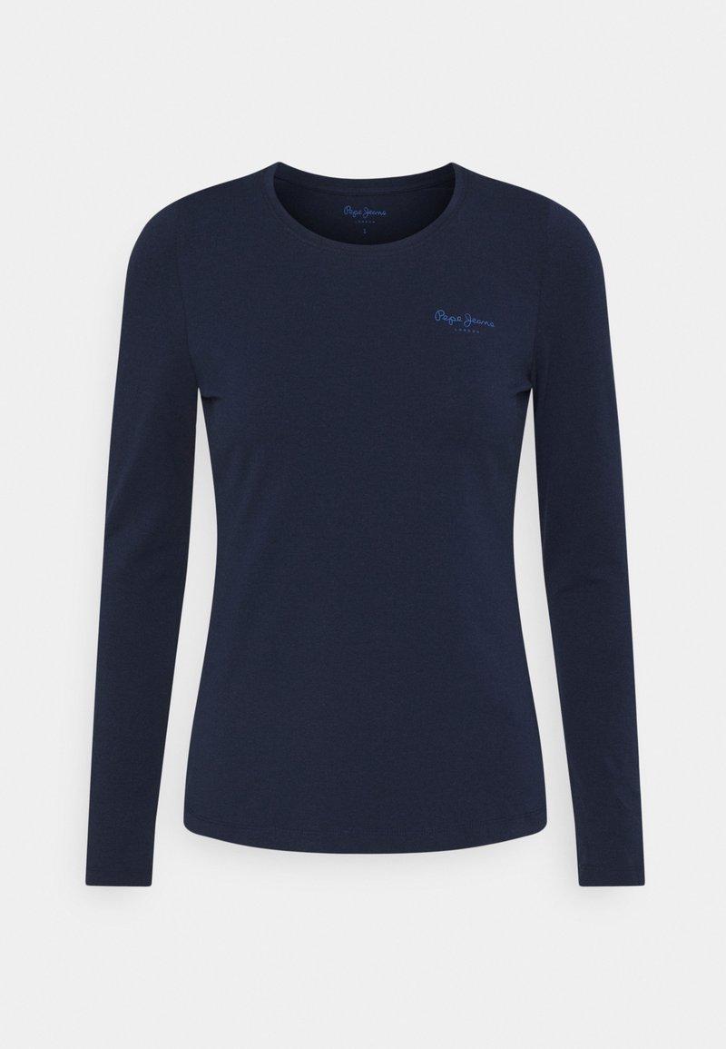 Pepe Jeans - AMBERTA - Long sleeved top - thames