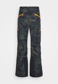 Bogner Fire + Ice - DAMIEN - Pantalon de ski - dark green - 7