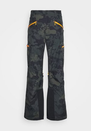 DAMIEN - Snow pants - dark green
