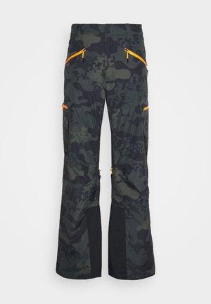 DAMIEN - Pantalón de nieve - dark green