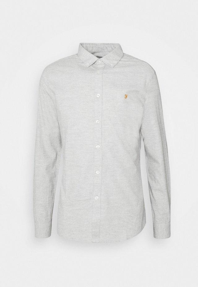 STEEN - Overhemd - grey marl