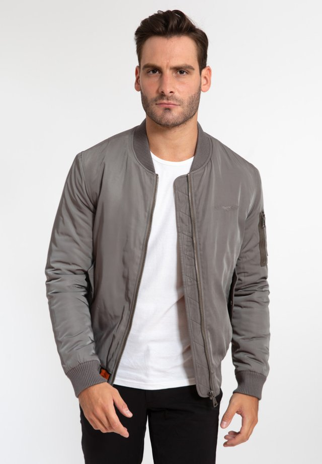 ORIGINAL  - Bomber Jacket - light grey