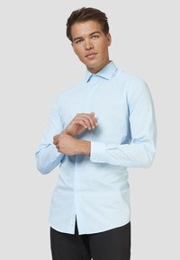 OppoSuits - Formal shirt - blue - 0