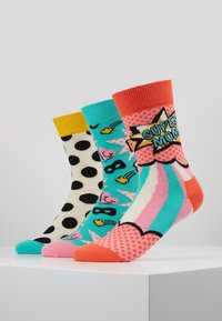 Happy Socks - MOTHER'S DAY GIFT BOX 3 PACK - Socks - multi-coloured - 0