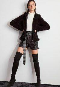 Trendyol - Winter jacket - black - 3