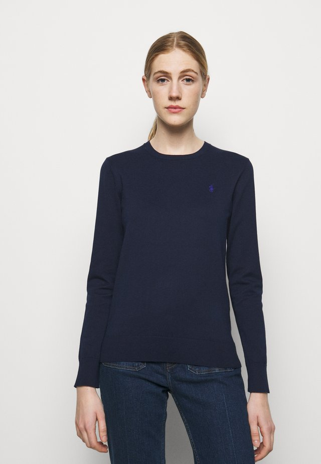Sweter - bright navy