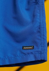 Superdry - EDIT SWIM SHORT - Swimming shorts - vivid cobalt - 3